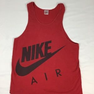 VTG Nike air tank top